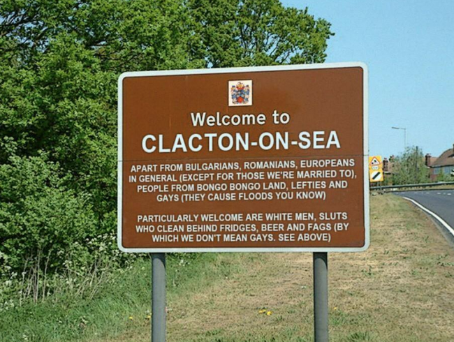 UKIP CLacton on sea
