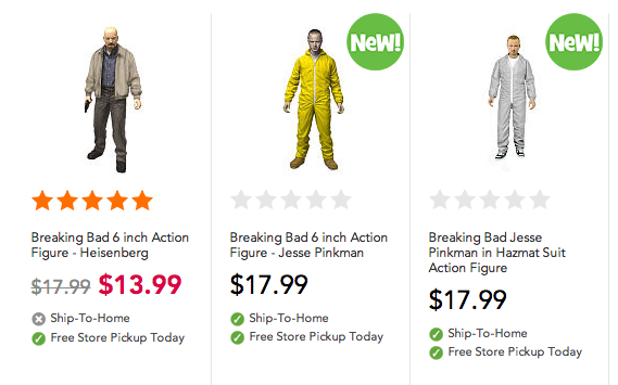 Screen shot 2014 10 20 at 10.22.37 The Breaking Bad Action Figures Come With Free Crystal Meth But No Atomic Bomb