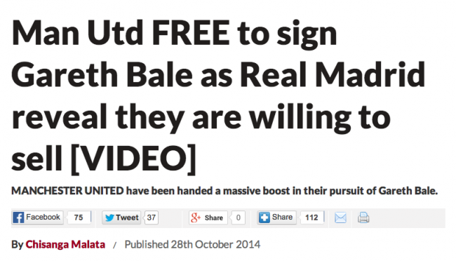 Screen shot 2014 10 29 at 21.03.06 Transfer Balls: You Will Never Beleive Which Real Madrid Star Manchester United Are Buying