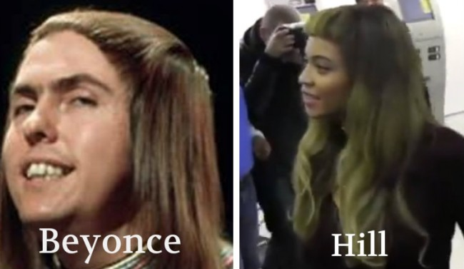 beyonce dave hill