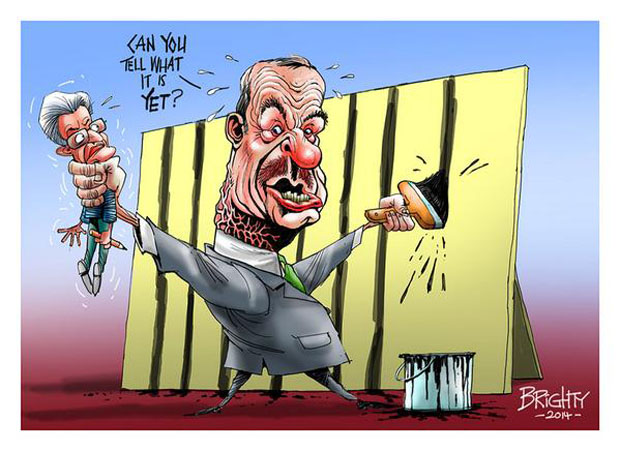 erdogen Cartoonists Respond To President Erdogans Attack On Free Speech