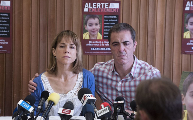 The Not Kate and Gerry McCann show