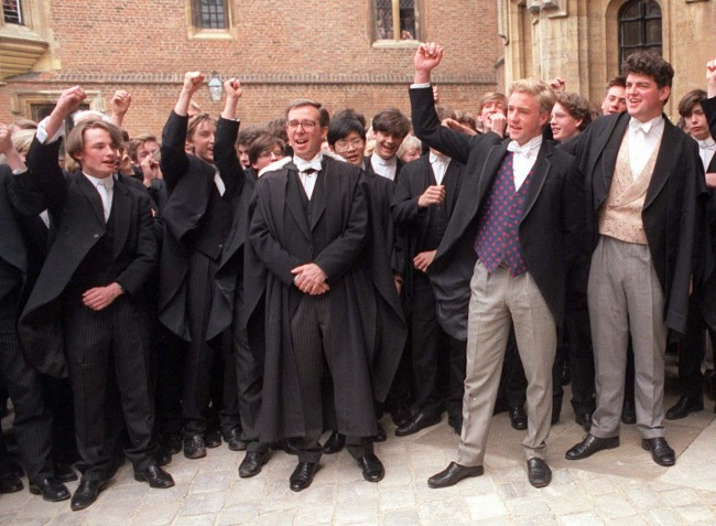 Radio And Television Broadcasting academic subjects taught at eton college