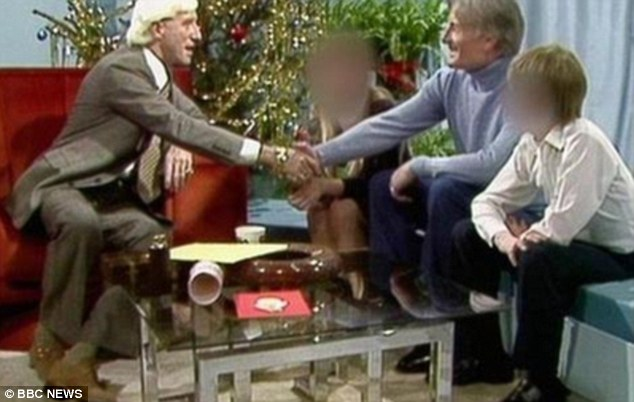harding savile Jimmy Savile And The Married Bisexual Monk And Convicted Child Abuser Who Fixed Clocks For Kids