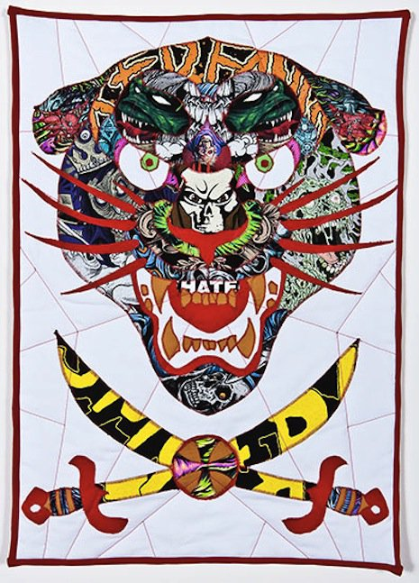 heavy metal quilts 7