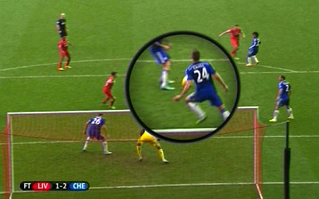 cahill penalty