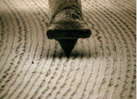 vinyl stylus