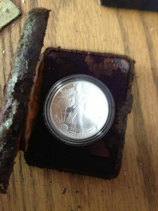 18 So. I found a secret capsule full of treasure in a Tennessee wardrobe