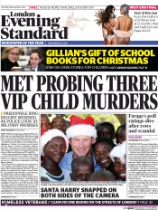 murder VIP Westminster paedophiles: we shouldnt give a toss what the police believe