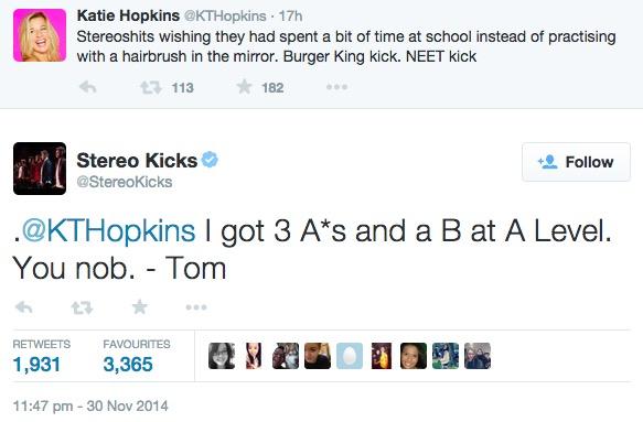 stero kicks hopkins