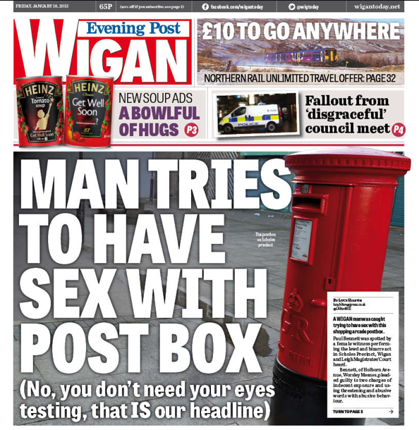 wigan post sex