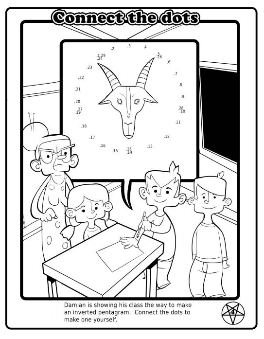 satanic book 1