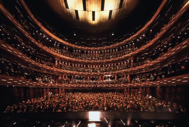 Copenhagen Opera House, Denmark.