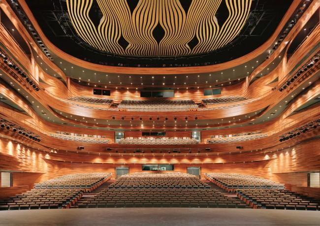 Wuxi Grand Theatre, China.