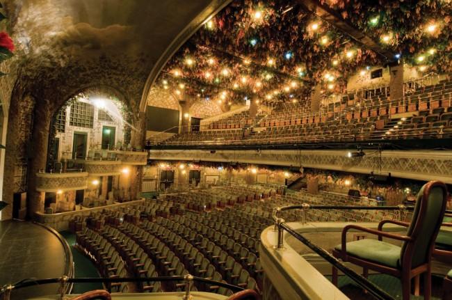 Winter Garden Theatre, Toronto, Canada.