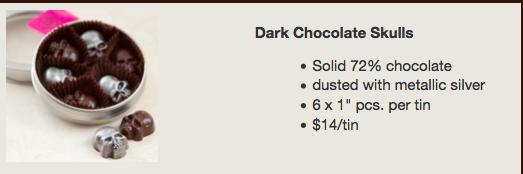ISIS chocolate