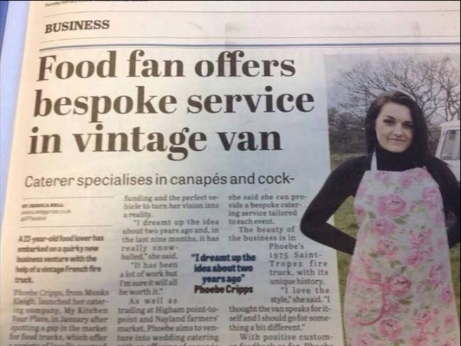 juxtaposition newspaper