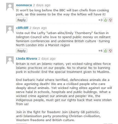pork ban islington 2.