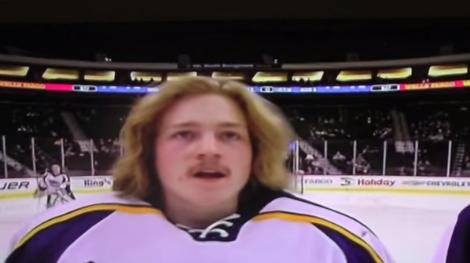 The All Hair Hockey Team