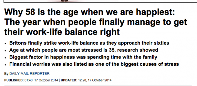 daily mail ageism