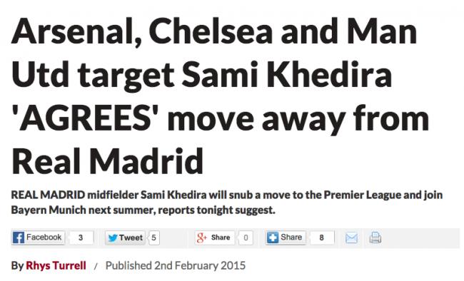 Khedira Chelsea