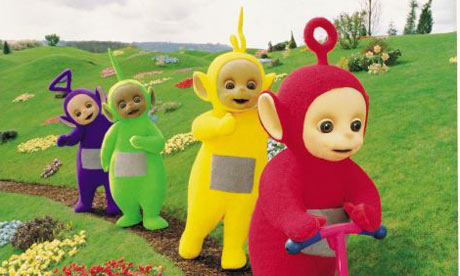 Islamic state teletubbies