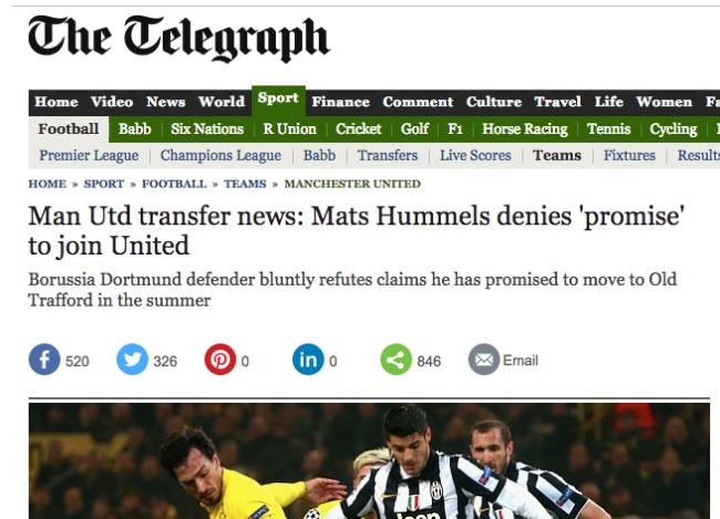 mats hummels united