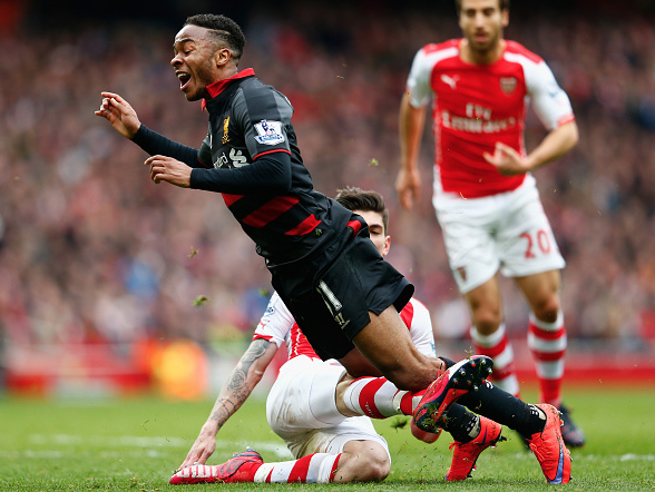 Raheem STerling Arsenal