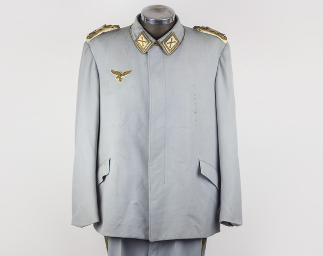 Hermann Goering uniform