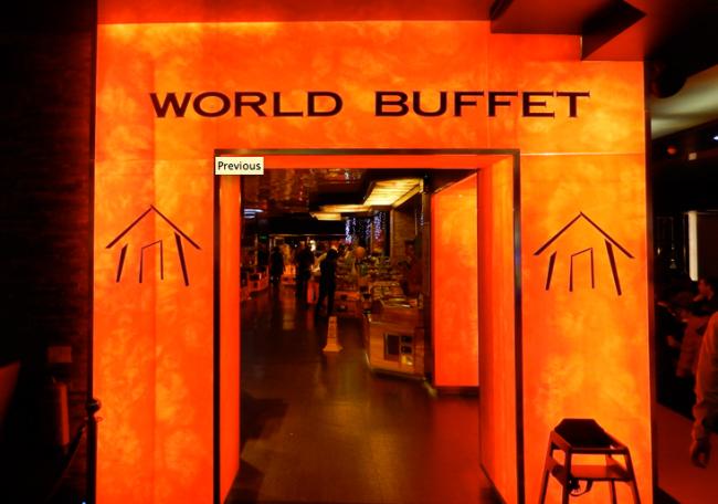 World Buffet Manchester