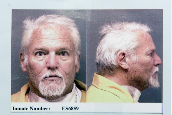 1: A police identification photograph shows Ira Einhorn July 20, 2001 at Pennsylvania''s maximum-security prison at Graterford, Pa. Einhorn was seized in France while at home and arrested and transported under armed guard to a plane that flew him to the United States. He was apprehended to stand trial in the U.S. for the 1978 murder of Holly Maddux. He had previously been convicted of the crime 'in absentia' but in order to satisfy a French legal requirement he will be tried again in the United States. (Photo by Getty Images)