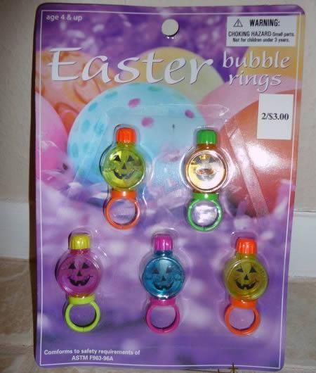 Easter fail