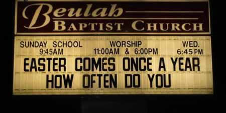 Easter sex
