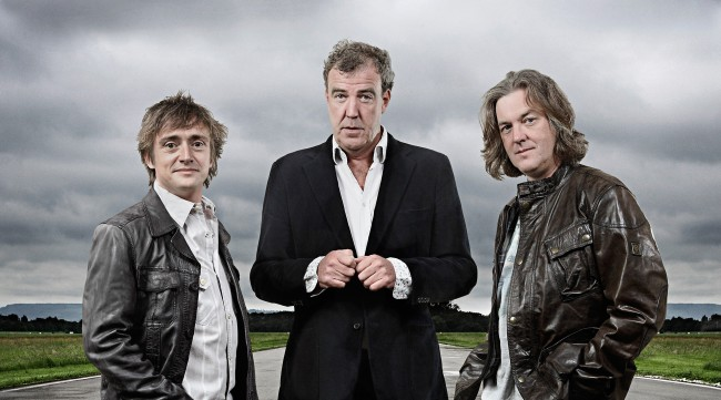 Top gear erotic