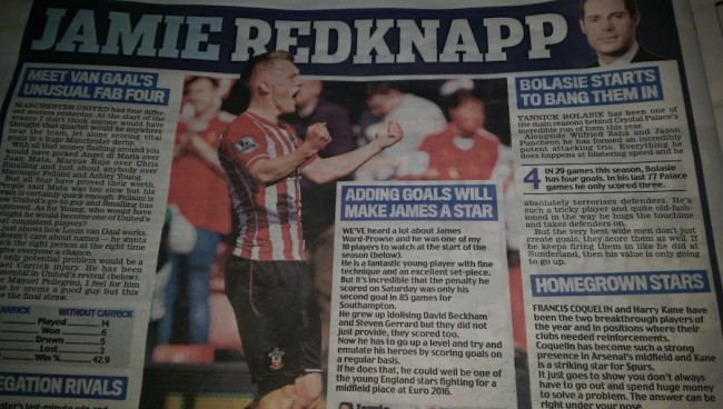 redknapp prowse