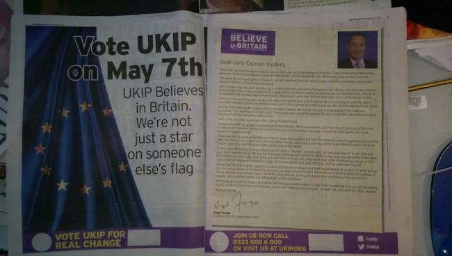 UKIP letter 2