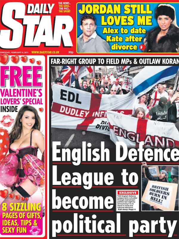 Anorak | UKIP only offer a free pint to ever Daily Star ... Daily Star