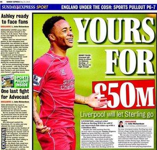 sterling £50m