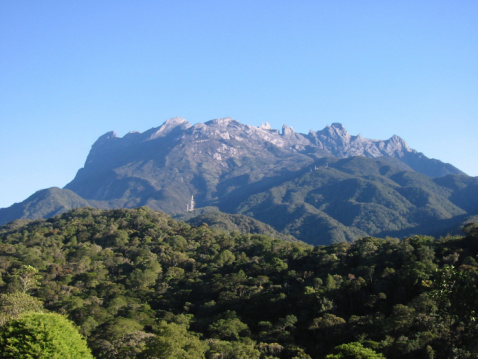 Mountain Kinabalu, Borneo Island