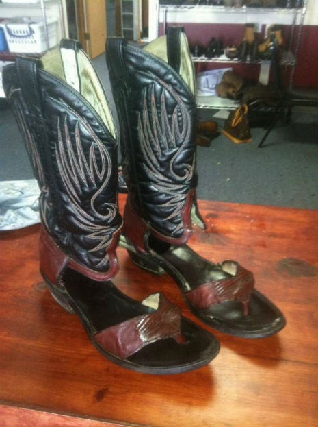 cowboy sandals 2