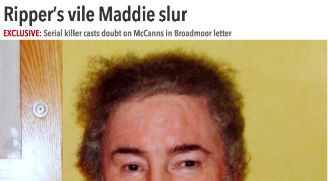 maddie mccann yorkshire ripper