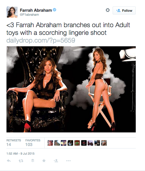 farrah abraham big brother sex