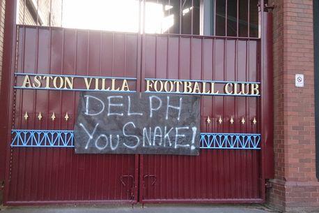 Delph snake banner