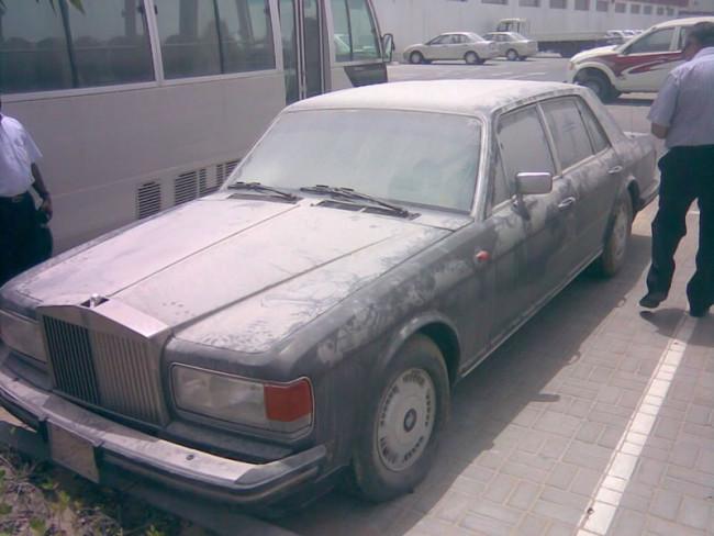 Anorak Dubai S Super Car Graveyard Photos