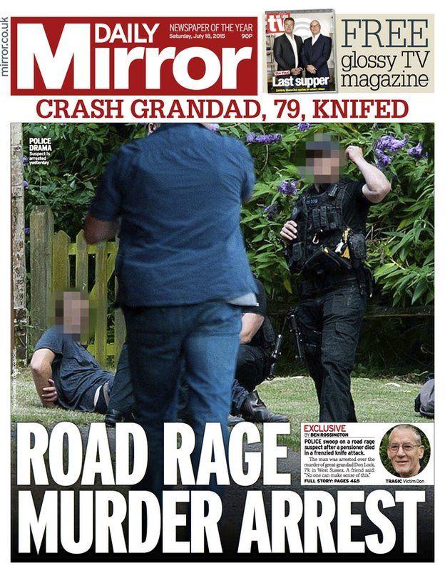 road rage killer don lock