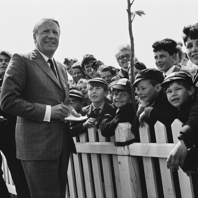 ted heath paedophile