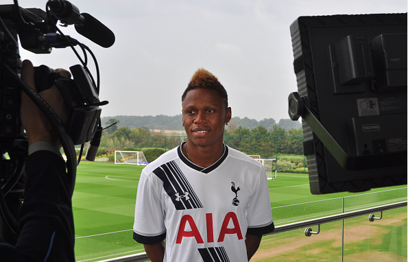 Clinton Njie Spurs