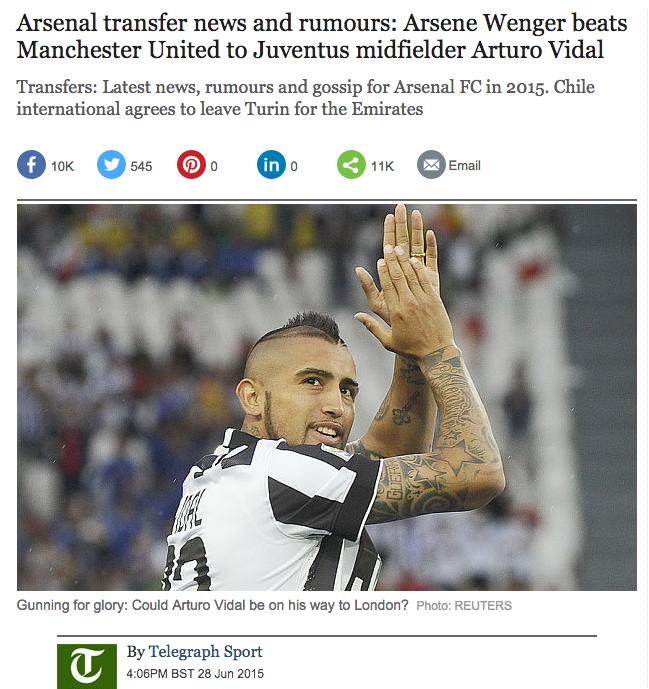 Vidal agrees