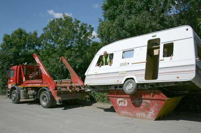 carvan skip 2