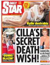 cilla death wish